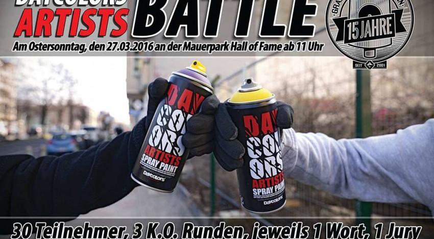 Battle: Daycolors Artists Battle