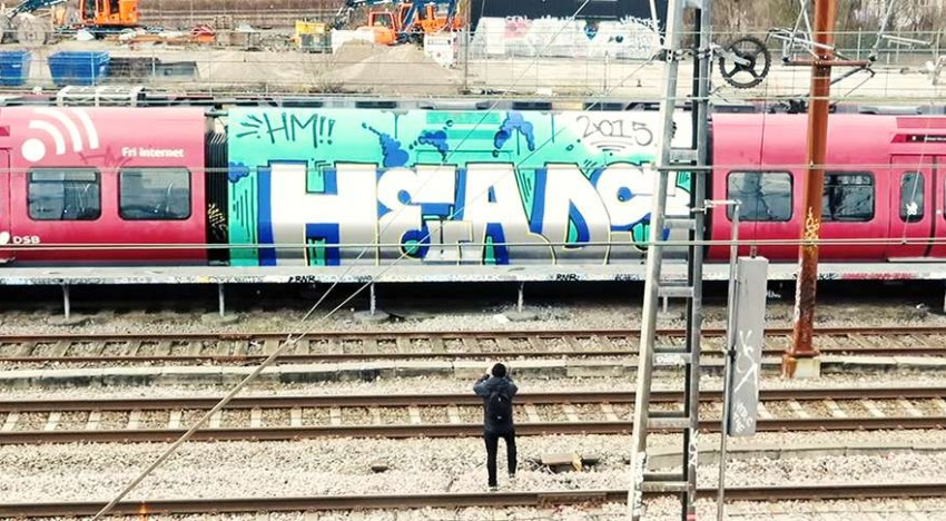 Kopenhagen: HM HEADS