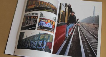 Preview: Trainwriting Art Photography 2001-16