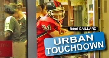 Rémi Gaillard: Urban Touchdown