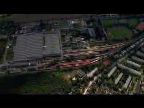 Schöneweide: Trasheryard aus der Vogelperspektive