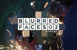 Blurred Faces #2