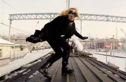 Kobzarro: Train Surfing in Russia