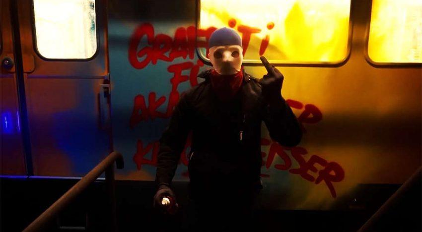 MOSES & TAPS: Brainsplash on Berlin Subway