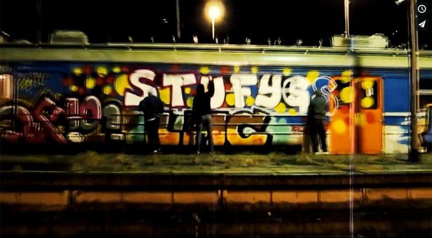 Graffeaturing