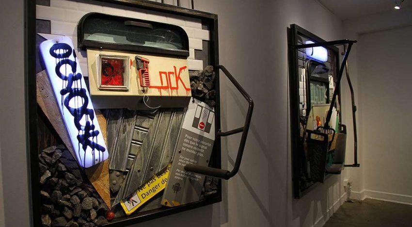 O'CLOCK: Ubiquités Ausstellung Paris