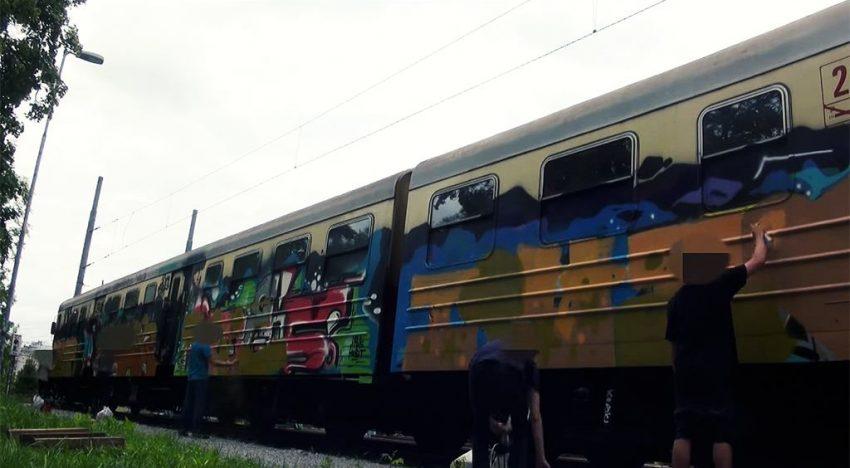 Schweden: Train Love #1