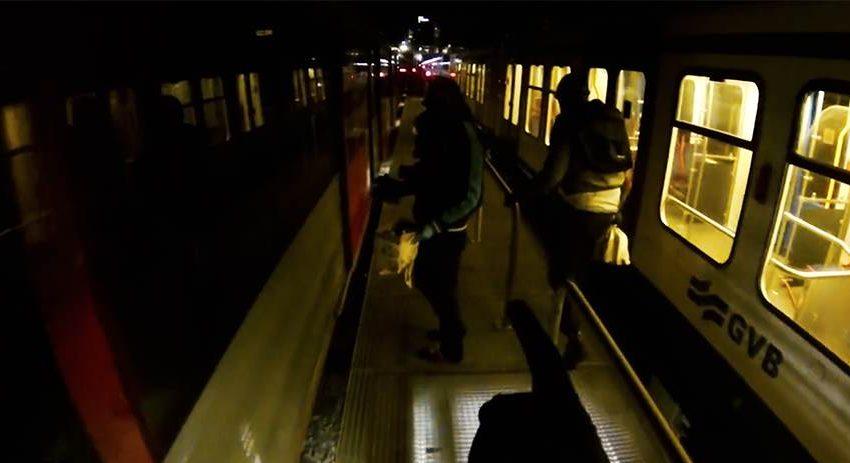 Night Shift – Metro Amsterdam