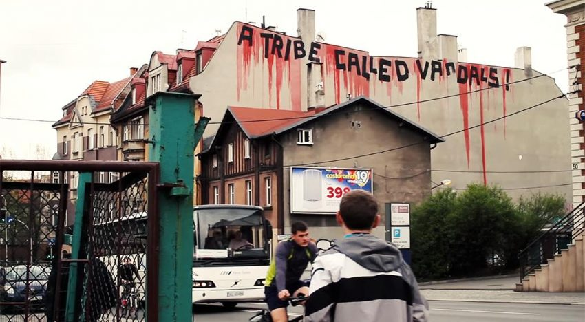 Polen: A Tribe Called Vandals – Rooftop