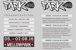 Mellowpark Jam 2016