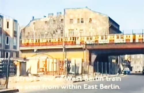 Das alte Berlin: Ost-West Kontraste #2