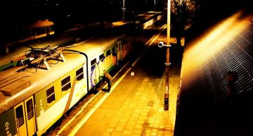 Train in Paint Vol. 1