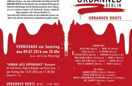 Vernissage: Urbanned Roots
