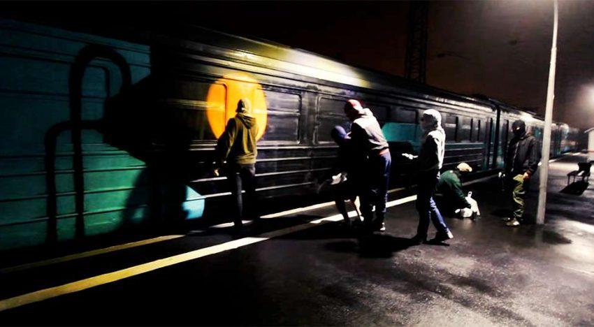 Russland: BEDA Crew Wholetrain