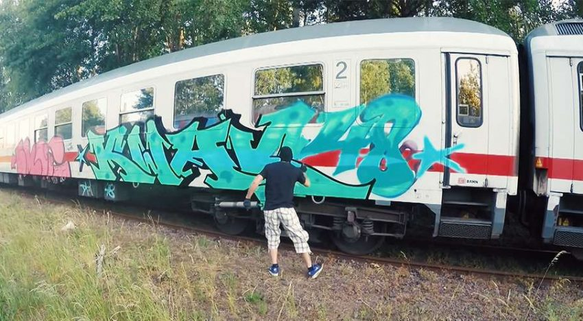 G-Box TV: DH Crew on Trash