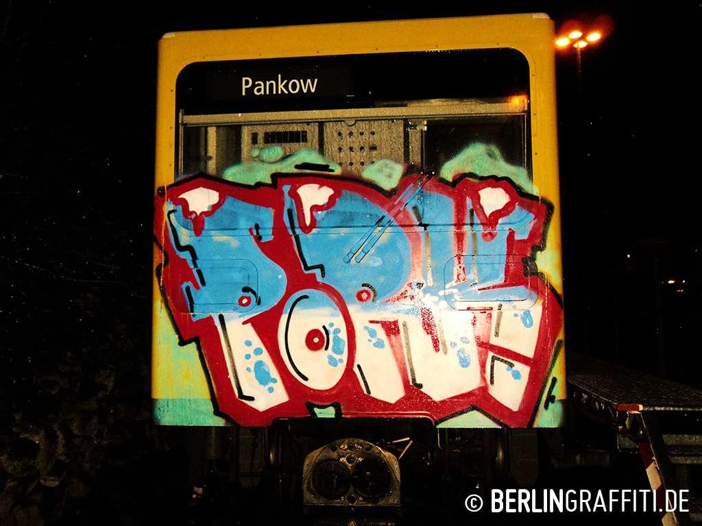 Fotoboom pork imr special 3 berlin graffiti