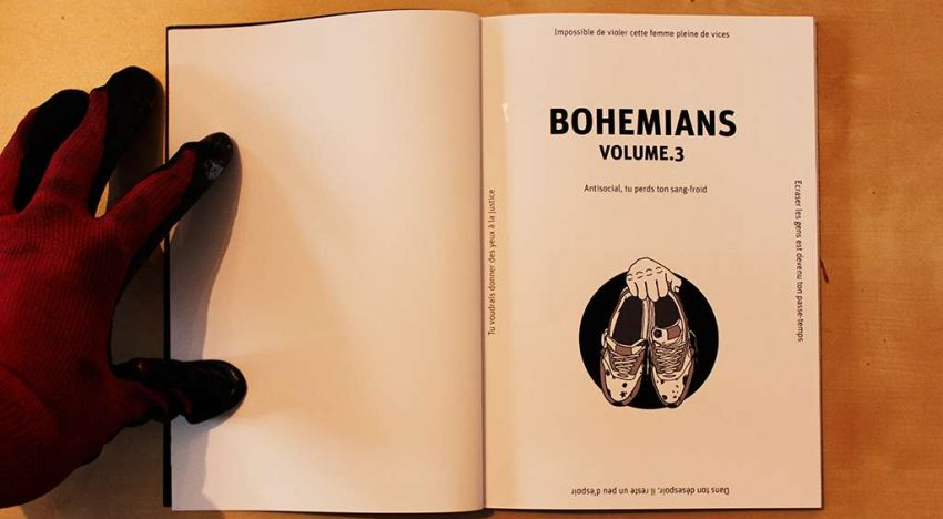 Review: Bohemians Volume 3