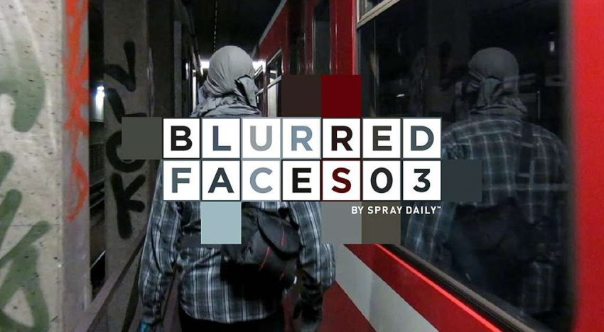 Blurred Faces #3