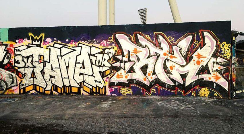 Fotoboom berliner hallmischung 61 berlin graffiti