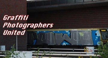 Ausstellung: Graffiti Photographers United