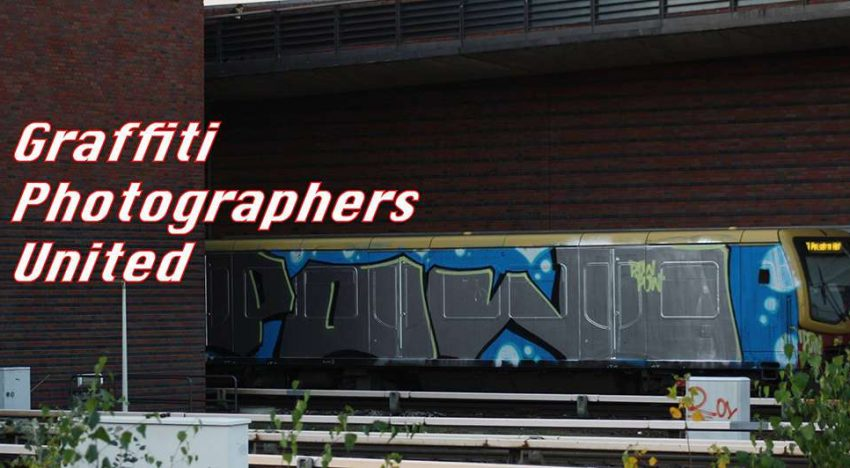 Ausstellung: Graffiti Photographers United