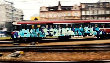 Train in Paint Vol. 2
