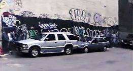 New York: Graffiti Flavour 1997