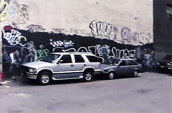 New York: Graffiti Flavour 1997