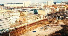 S-Bahnsurfen: Prenzlauer bis Greifswalder