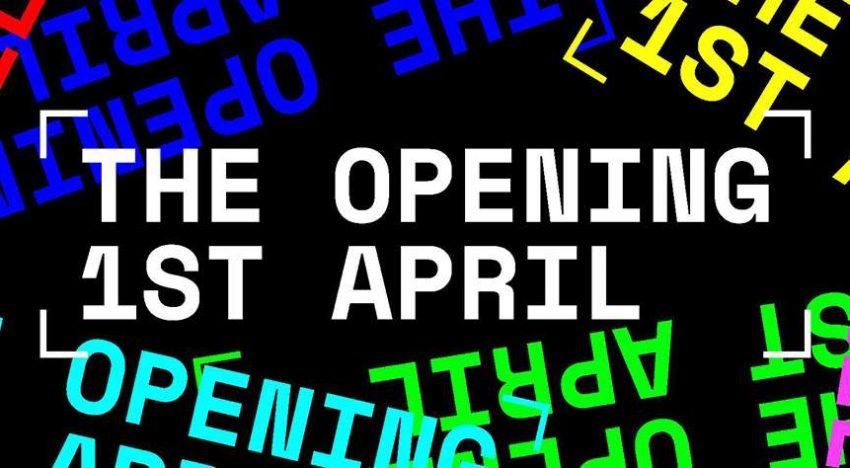 Eröffnung: The Haus