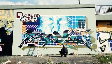 Graffiti TV: DRIK TCK