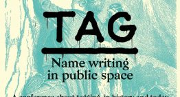 Konferenz: Tag – Name Writing in Public Space