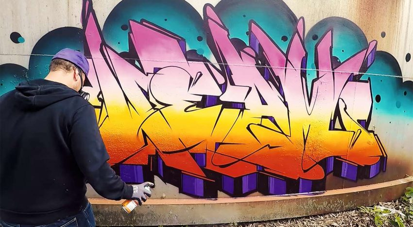 Graffiti TV: WEAM