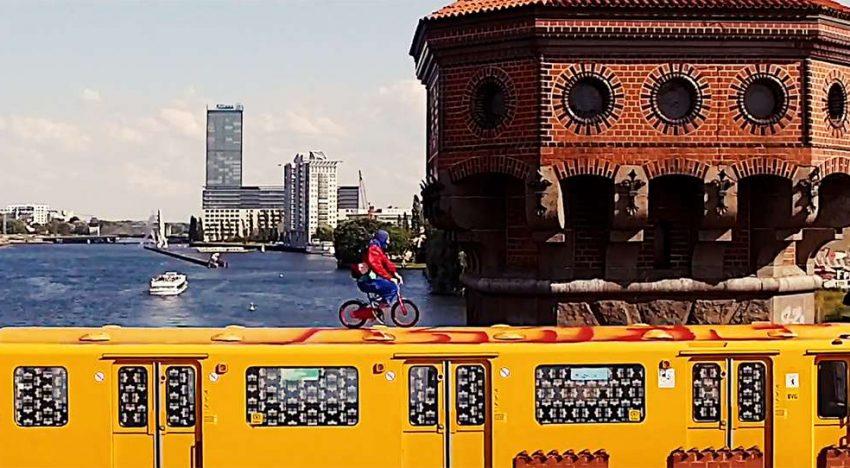 Berlin Kidz: PARADOX – I'm A Rider
