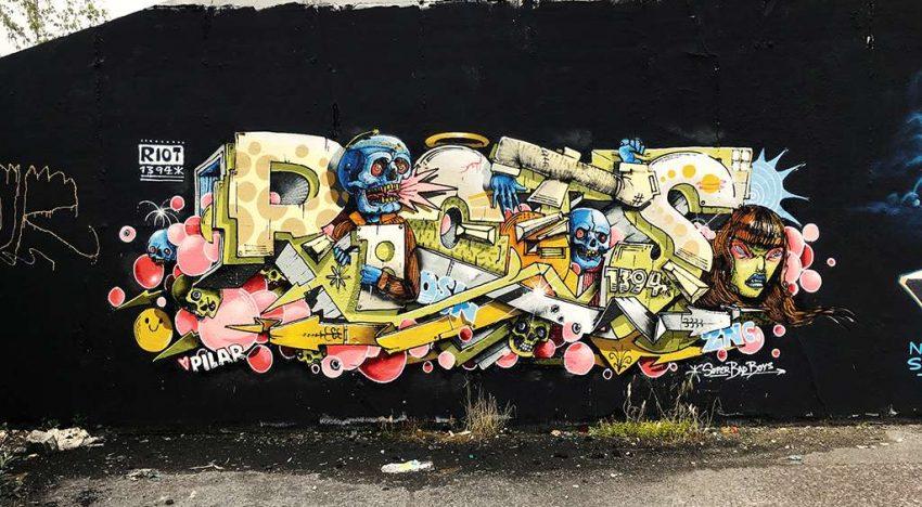 Fotoboom – Berliner Hallmischung #82