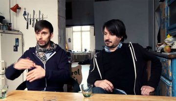Werkstattgespräch: Mischa Leinkauf & Matthias Wermke