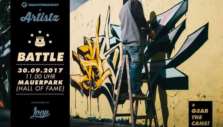 Battle: Artistz Battle im Mauerpark