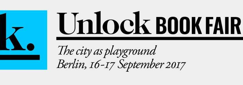Buchmesse: Unlock Book Fair