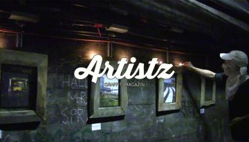 Release: Artistz Magazin #8