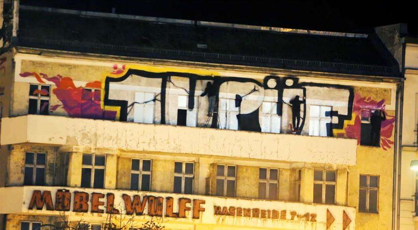 1UP Online Series 2017: 1UP ÜF Hermannplatz Balkon