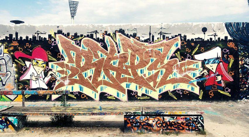 Fotoboom – Berliner Hallmischung #93