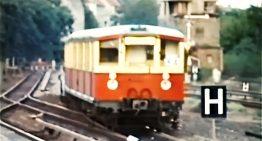 Das alte Berlin: S-Bahnhof Charlottenburg 1987