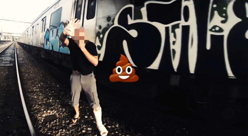 Graffiti Fail Compilation #2