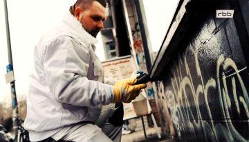 RBB Abendshow: Berlin Kidz / Graffiti-Frei
