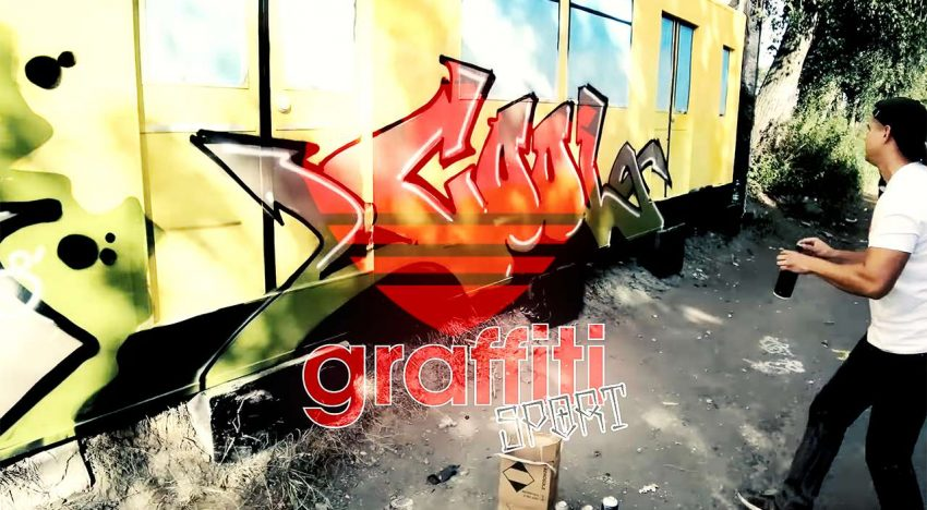 Doku: 100 Cans Battle – Graffiti Sport