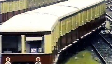 Die Berliner S-Bahn – Ab durch die Mitte