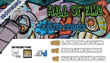 Eröffnung: Nauener Platz Hall of Fame