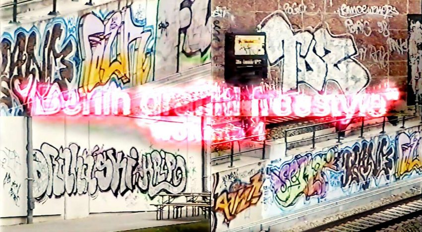 Quick Style – Berlin Graffiti Freestyle Vol. 1