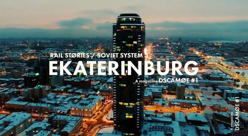Rail Stories: Soviet System 3 – Jekaterinburg