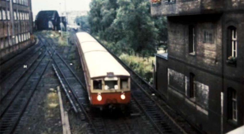 Das alte Berlin: S-Bahn Impressionen 1977-1988